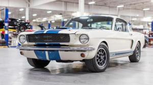 Shelby GT350H owned by Carroll Shelby