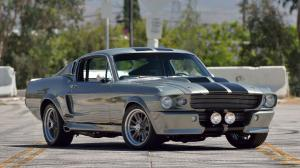 1967 Shelby GT500 Fastback Eleanor built for Gone in 60 Seconds by Cinema Vehicle Services