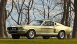 Shelby GT500 Fastback 1967 года