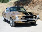 Shelby GT500 1968 года