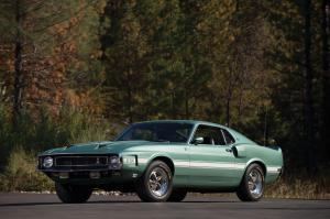 1969 Shelby GT500 Fastback