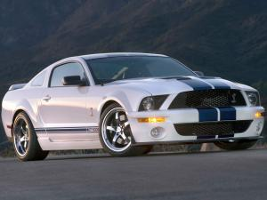 Shelby GT500 by Hennessey 2005 года