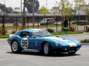 Shelby Cobra Daytona Coupe by Superformance 2008 года