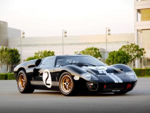 Shelby GT40 85th Commemorative 2008 года