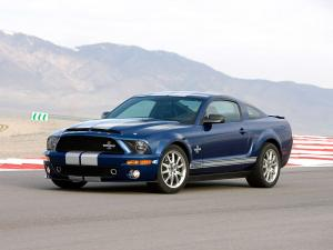 2008 Shelby GT500 KR 40th Anniversary