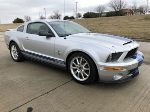 2009 Shelby GT500 KR 40th Anniversary