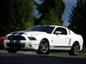 Shelby GT500 Patriot Edition 2009 года