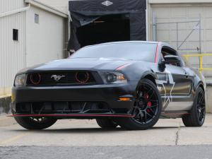 2010 Shelby SR-71 Blackbird by Roush