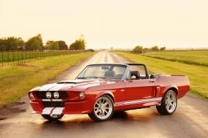 2012 Shelby GT500CR Convertible by Classic Recreations