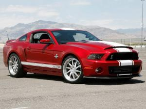 Shelby GT500 Super Snake 2013 года
