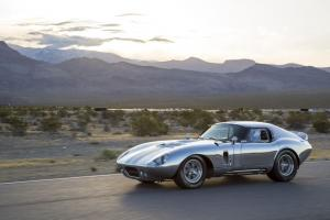 2015 Shelby Cobra Daytona Coupe 50th Anniversary Edition
