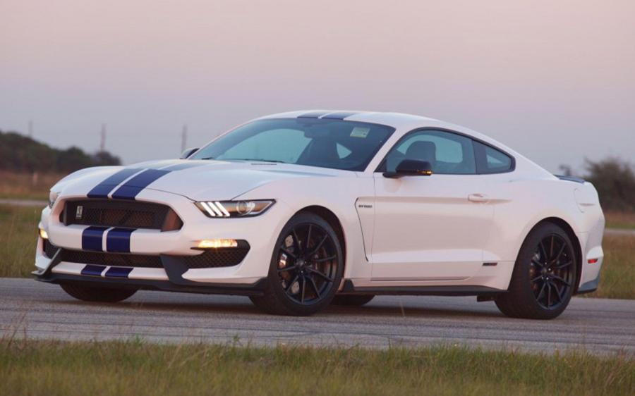 Shelby GT350 HPE800 Supercharged by Hennessey '2016