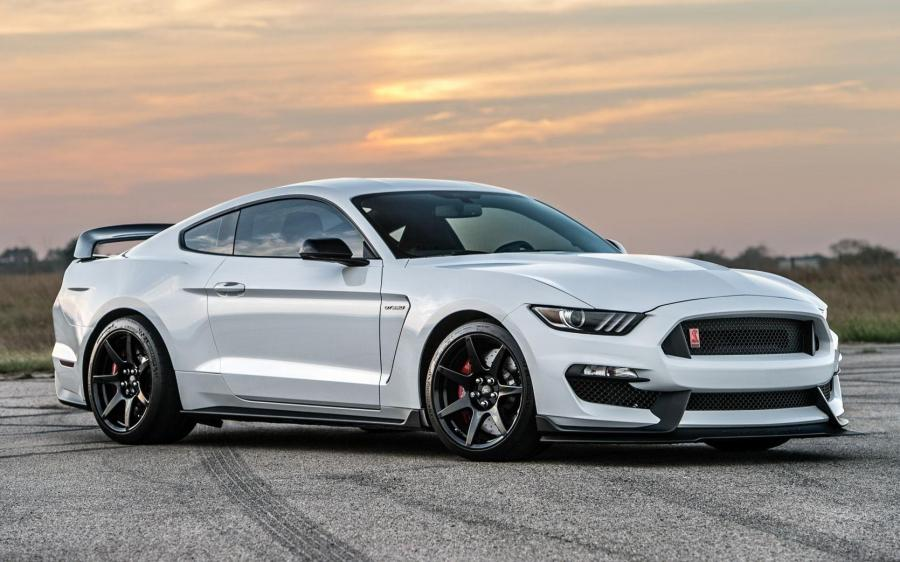 Shelby GT350R HPE850 Supercharged by Hennessey '2016