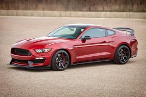 Shelby GT350R Mustang 2016 года