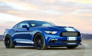 2017 Shelby Super Snake 50th Anniversary