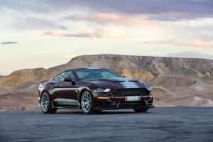 Shelby Super Snake 2018 года
