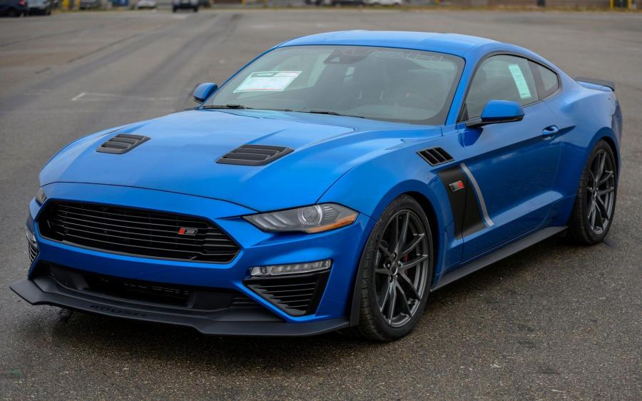 Ford Mustang Shelby GT500 Stage 3 by Roush (20.0002.RS3) '2019