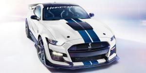 2019 Ford Mustang Shelby GT500 by Hennessey