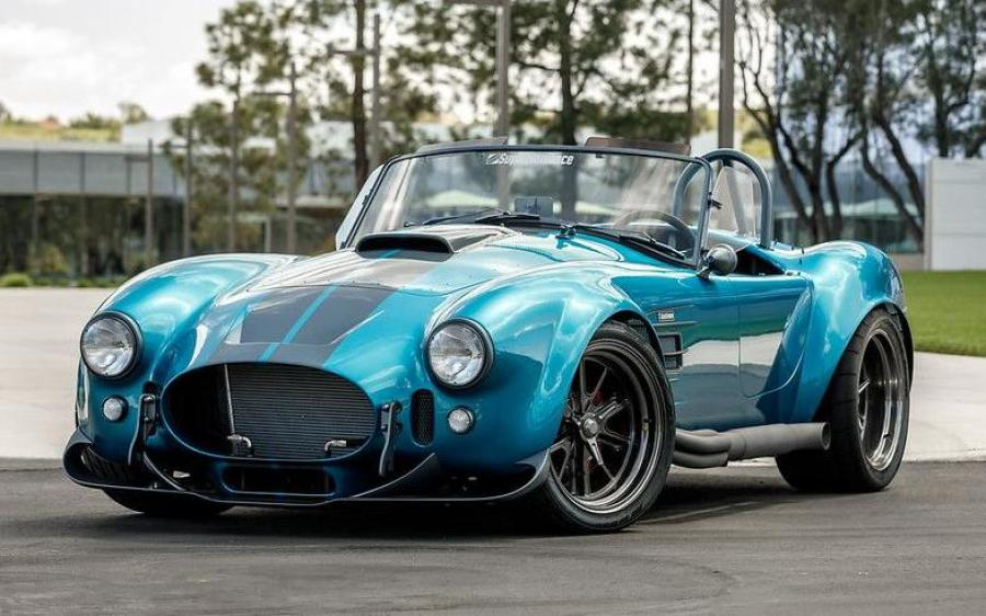 Shelby Cobra MkIII-R by Superformance '2020