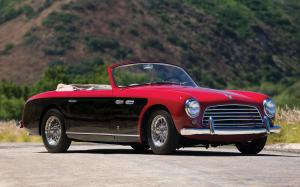 Siata-Ford 208S Cabriolet Speciale