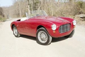 1954 Siata 300 BC Barchetta Sport Spider by Motto