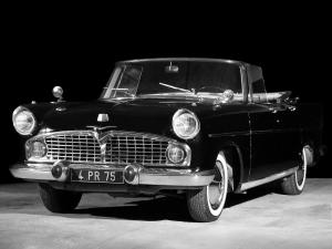 Simca Vedette Presidence Cabriolet 1957 года