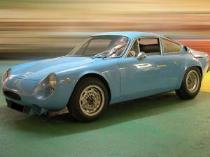 1963 Simca Abarth 2000 GT