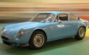 Simca Abarth 2000 GT '1963