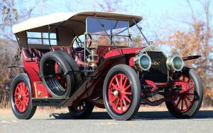 Simplex Model 50 Touring by Holbrook '1910