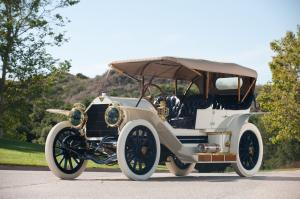 Simplex Model 50 4-Passenger Tourabout '1911