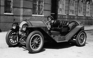 Simplex Model 50 Roadster by Holbrook '1912