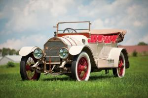 Simplex 38 HP Touring by Holbrook 1913 года