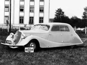 1937 Skoda Superb 3000 by Sodomka