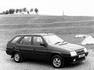 1991 Skoda Favorit Estate