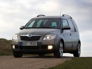 Skoda Roomster Scout '2007
