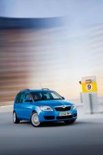 Skoda Roomster 2008 года