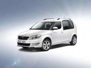 Skoda Roomster GreenLine 2010 года