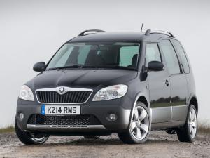 2010 Skoda Roomster Scout