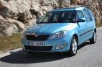 Skoda Roomster 2010 года
