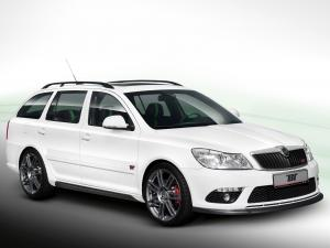 Skoda Octavia RS Combi by BT Design 2011 года