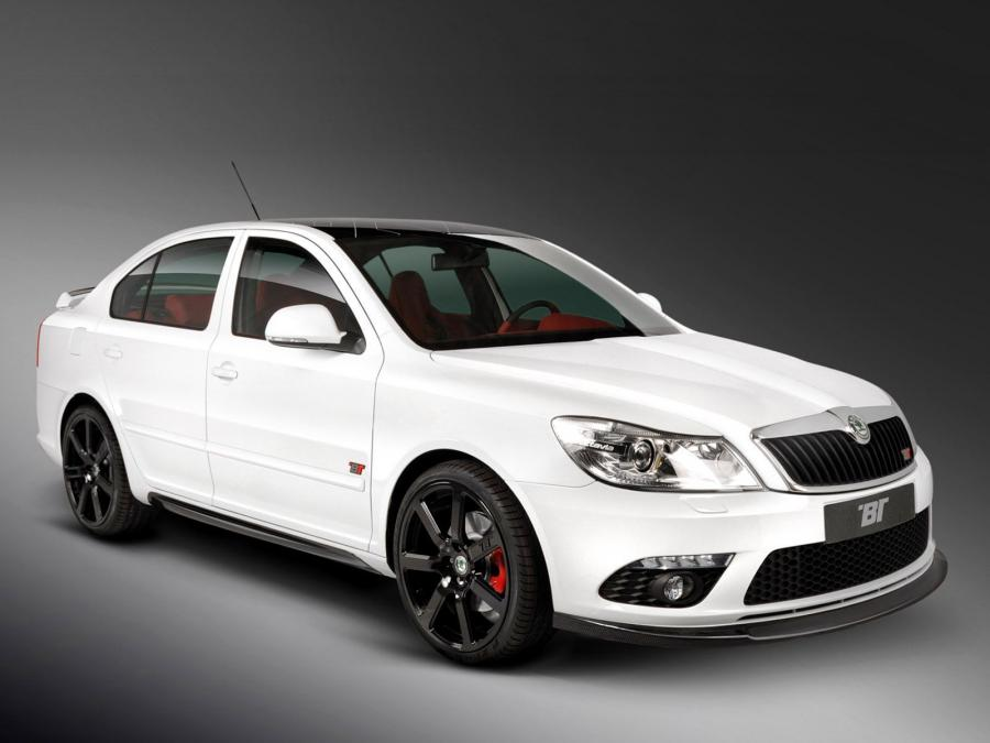 Skoda Octavia RS by BT Design