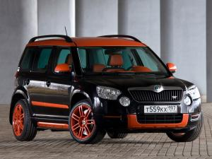 2011 Skoda Yeti by BT Design