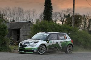 2012 Skoda Fabia S2000 Rally of Ireland