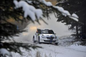 2012 Skoda Fabia S2000 Rally of Sweden