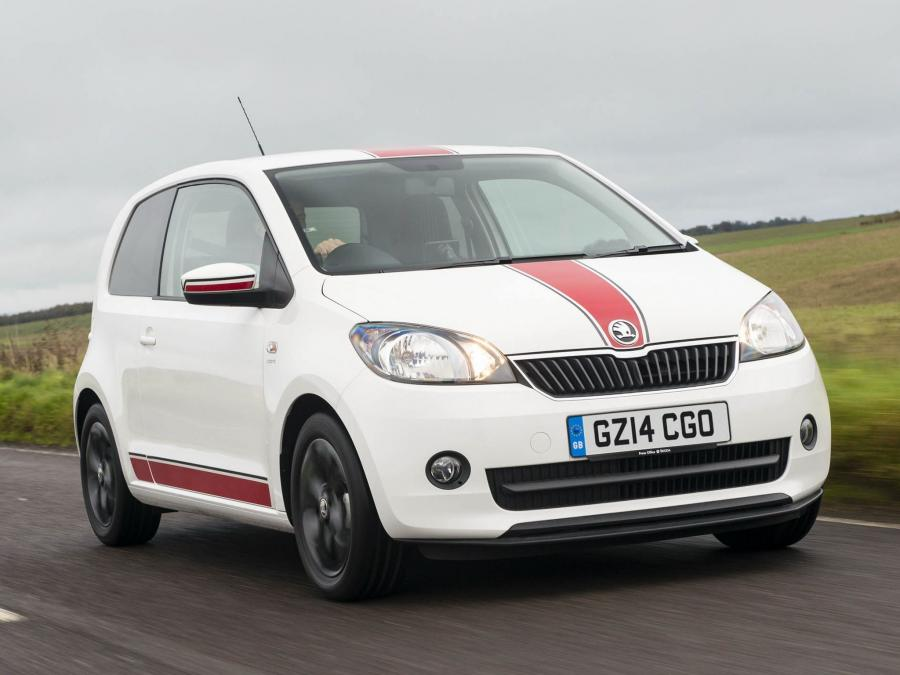 Skoda Citigo Sport 3-Door