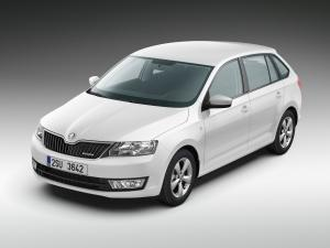 2013 Skoda Rapid Spaceback GreenLine