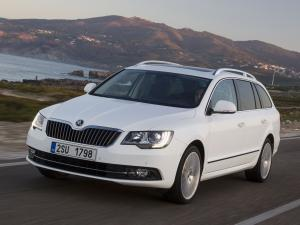 2013 Skoda Superb Combi Laurin & Klement