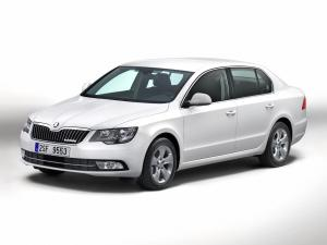 2013 Skoda Superb GreenLine