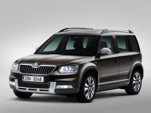 2013 Skoda Yeti OutDoor Laurin & Klement