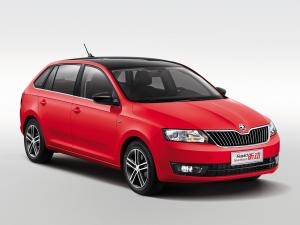 Skoda Rapid Spaceback 2014 года (CN)